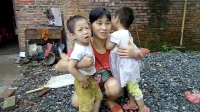 同胎姐弟患地贫,配型成功无钱手术