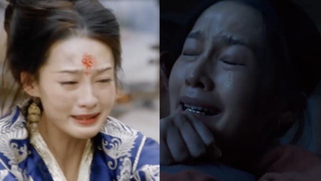 越哭越虐!四幕戏看李沁演技成长史