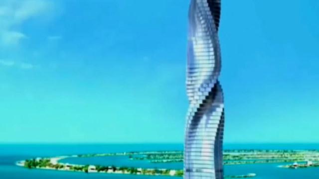 迪拜再次刷新人类三观,造出4D大楼