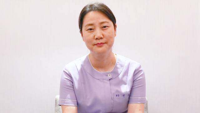 一位韩国经验丰富的通乳老师
