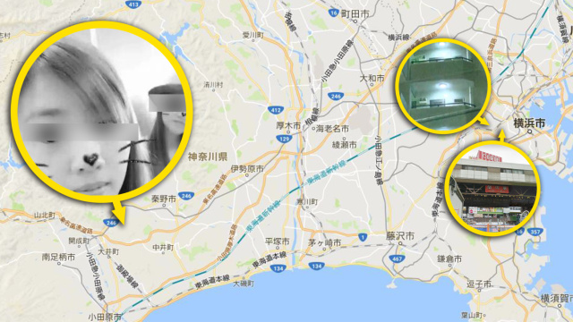 直播:中国姐妹日本遇害,探访事发地
