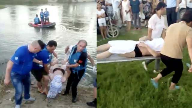 4人饭后下河游泳,会水的3人溺亡