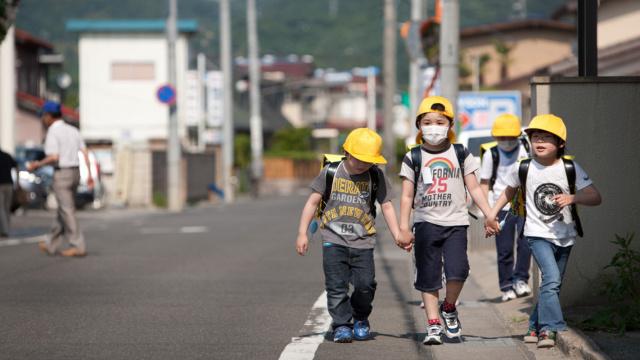 直播:福岛解禁重污染区,亲测核辐射