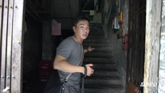 广州︱开在天台上的烧烤档?