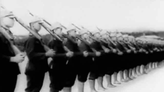 侵华战争中朝鲜兵比日军更凶猛残忍