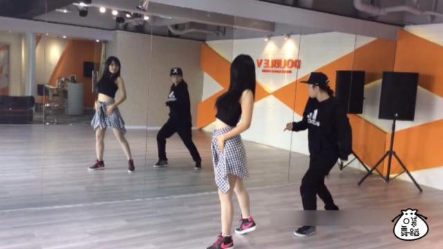 《knock》舞蹈分解教学part5