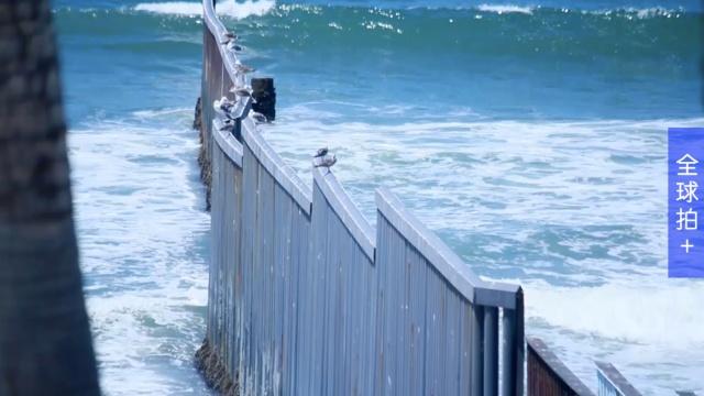 川普执意要建边境墙,被指破坏环境