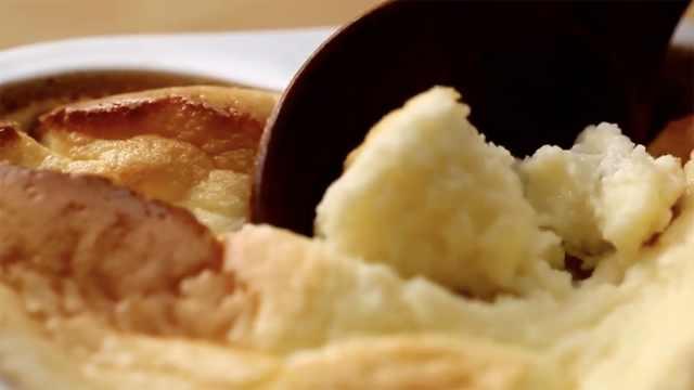 风靡日本的热柠檬芝士蛋糕