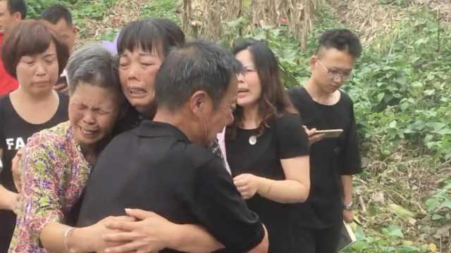 她被拐36年,抱父母痛哭:想死你们了
