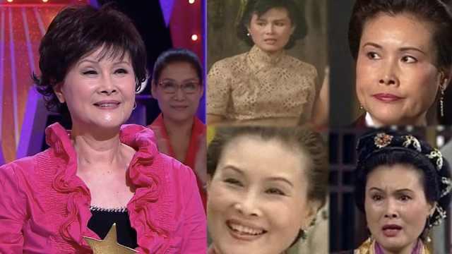 TVB老戏骨舌癌去世,演了30年慈母