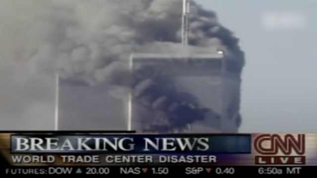 911发生当天,CNN报道了什么