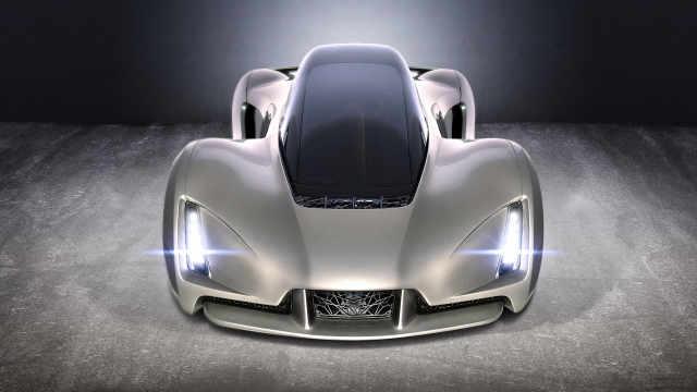 世上第一辆用3D打印技术生产的超跑
