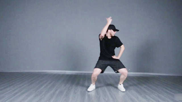 充满荷尔蒙气息的舞蹈,帅炸了!