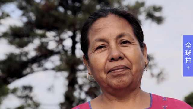 印第安人遭歧视,她竞选墨西哥总统