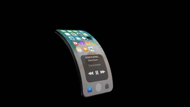 可折叠iPhone来了!苹果申请专利