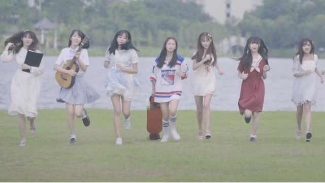 CKG48第一视角:青春与梦想的含义_梨重庆-梨