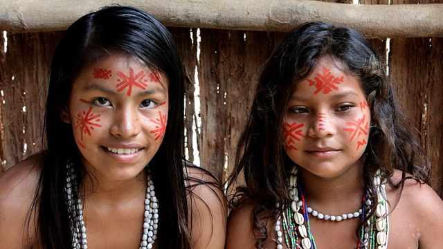 世界上最后一个纯女性部落!