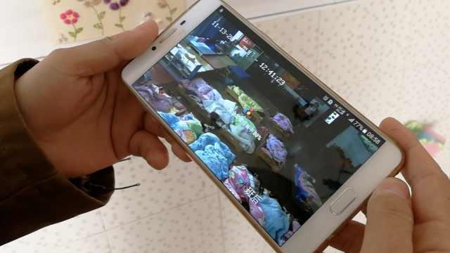 北京一幼儿园装监控,向家长直播