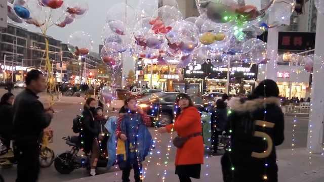 网红爆款气球blingbling,暗藏危险