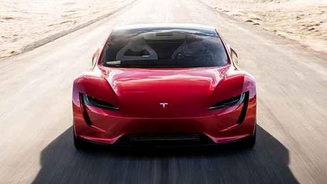 特斯拉新款超跑展示科幻版加速度