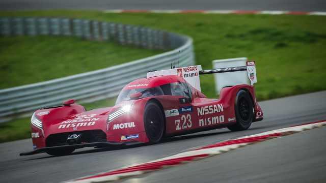 参赛一次就退役的尼桑GTR耐力赛车