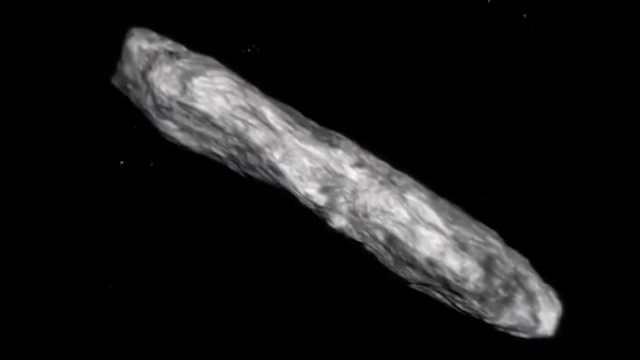 NASA证实,太阳系迎来首个星际访客