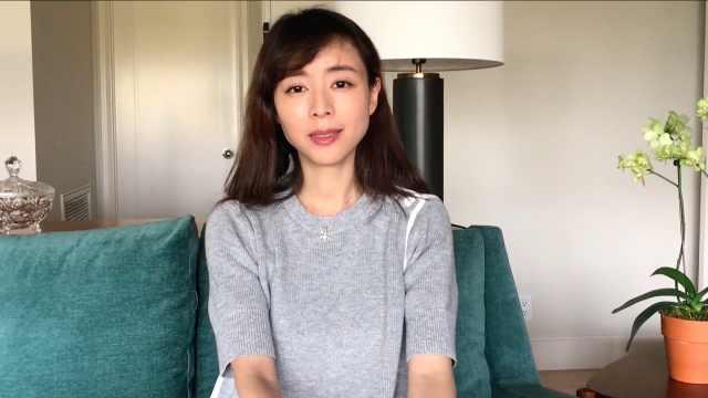 张静初配音纪录片,为公益打call