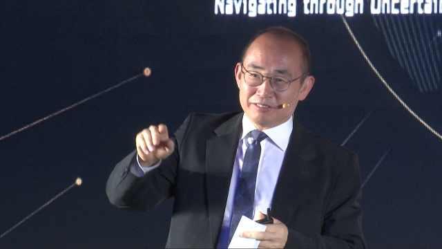 潘石屹:企业家最重要精神是全球化
