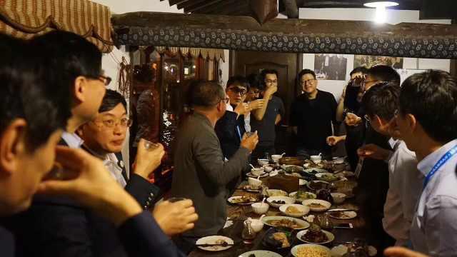 中国互联网最强饭局诞生,独缺马云