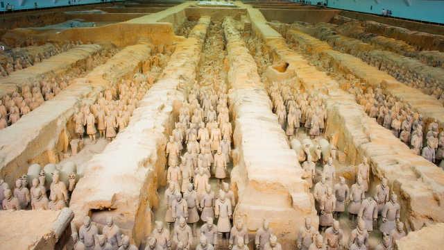 为什么到现在都没人敢挖秦始皇陵?