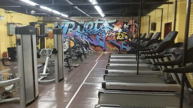 大学生众筹40万,在地下室开健身房