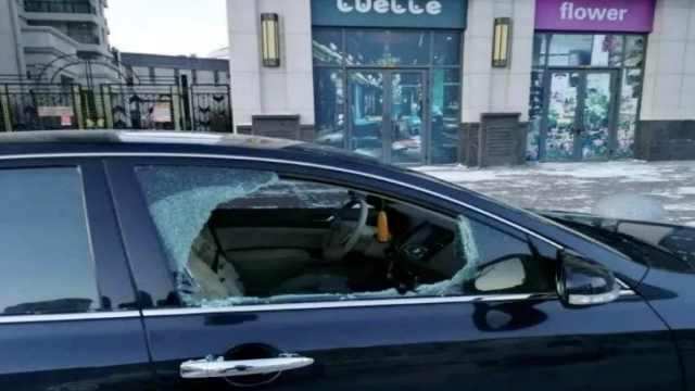 他偷公交车安全锤,连砸16车盗财物