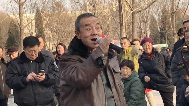 69岁灵魂歌者飙高音:KTV展示不了我