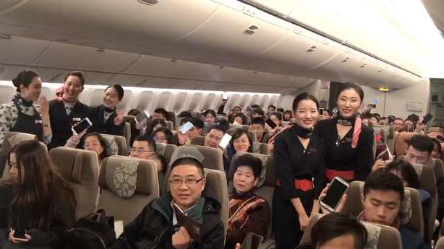 飞机上可上网!东航抢跑空中流量战