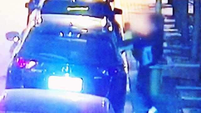 2大盗弹弓砸车,23次盗财物10余万元
