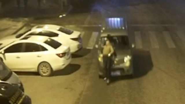 酒驾司机撞死人逃逸被抓:不记得了