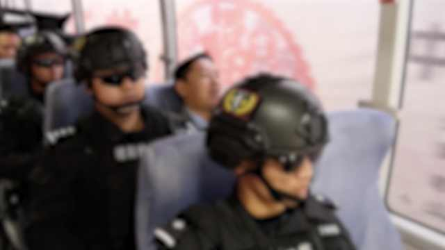 34小时跨5省29名电信诈骗押解回川