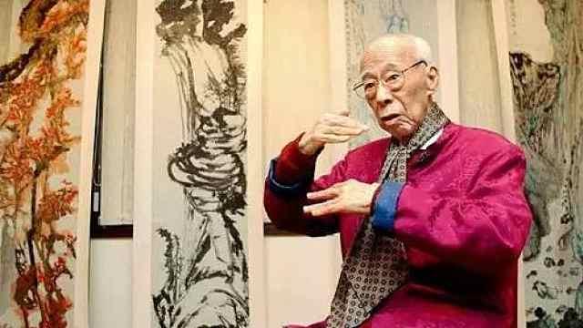 国学大师饶宗颐去世,享年100岁