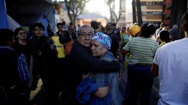 墨西哥7.2级地震,首都震感强烈