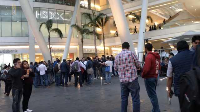 墨西哥突发7.2级地震,民众较淡定