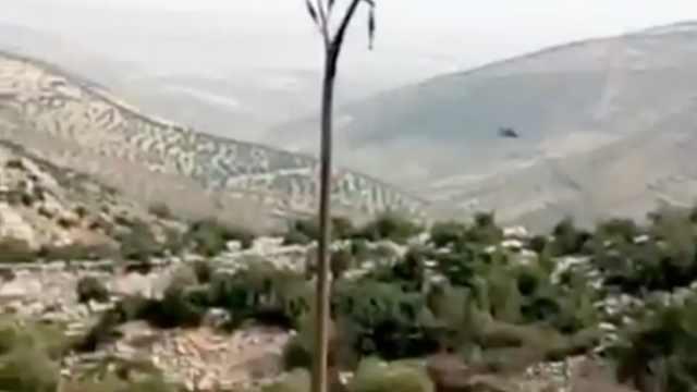战地实拍:土耳其飞机叙境内被击落