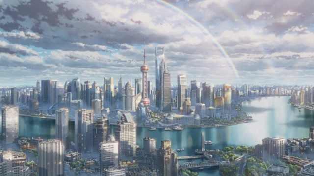 新海诚所属公司新作,聚焦中国城市