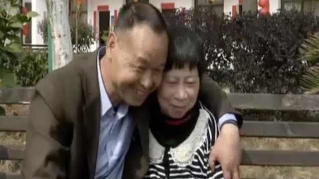 她见义勇为瘫痪,他娶了她照顾30年