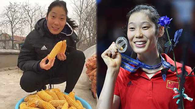 中国体育标杆!外媒狂赞朱婷励志
