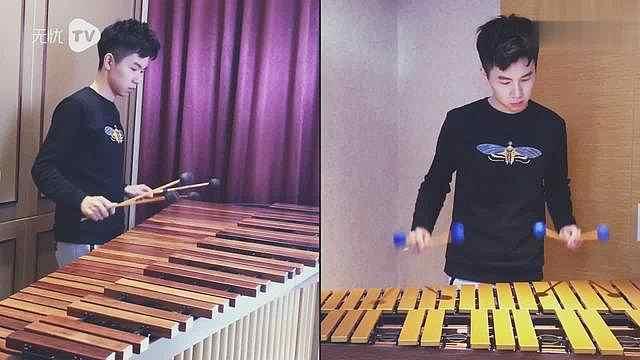 马林巴木琴演奏日文歌《PLANET》