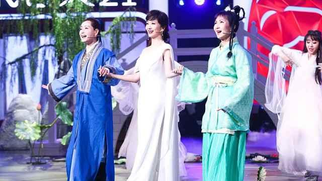 白蛇传三主演重聚,回杭州再唱金曲