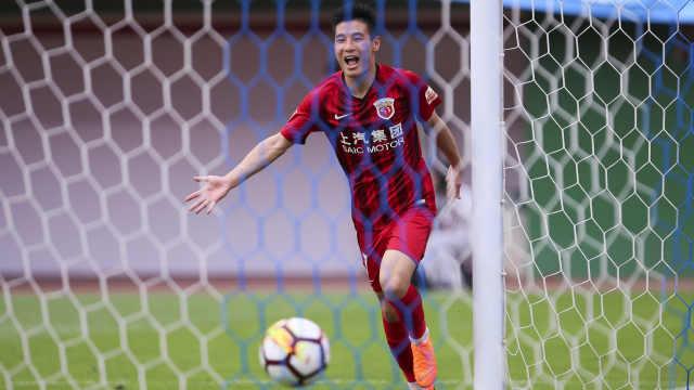 中国唯一上榜世界500强球员:武磊