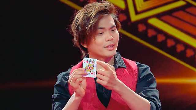 世界魔术大师申林魔术秀,简直傻眼