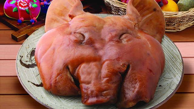 猪头肉到底有多好吃,该怎么烹饪?
