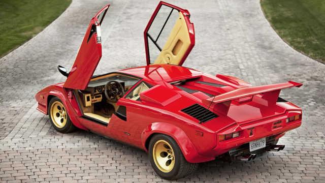 现代兰博基尼楔形车身设计的起源